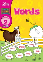 WORDS: PRE SCHOOL STAGE 2(FARM FUN WORKBOOK (팜 펀 워크북))