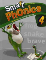 Smart Phonics 4 : Workbook (New Edition)(Paperback)