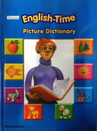 유아영어 잉타 영어 그림사전(English Time Picture Dictionary)세이펜적용(양장본 HardCover)