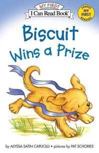 [해외]Biscuit Wins a Prize