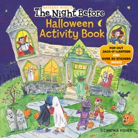 [해외]The Night Before Halloween Activity Book