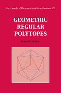 [해외]Geometric Regular Polytopes