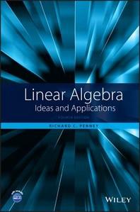 Linear Algebra, 0004/E