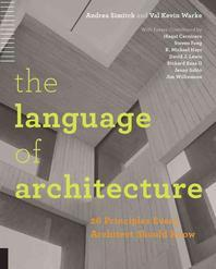 [해외]The Language of Architecture