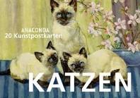 [해외]Postkartenbuch Katzen