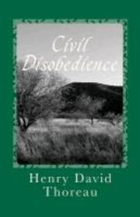 [해외]Civil Disobedience (Paperback)