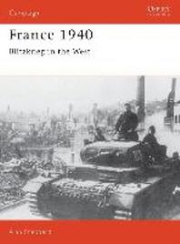 [해외]France 1940 (Paperback)