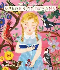 [해외]Garden of Dreams Wall Calendar 2020