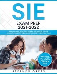 [해외]SIE Exam Prep 2021-2022