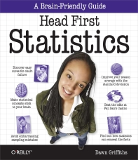 [해외]Head First Statistics (Paperback)