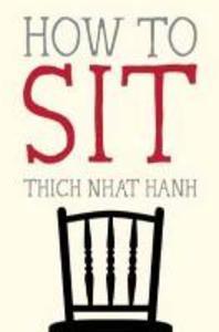 [해외]How to Sit (Paperback)