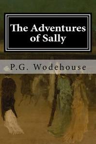 [해외]The Adventures of Sally (Paperback)