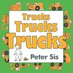 [해외]Trucks Trucks Trucks Board Book