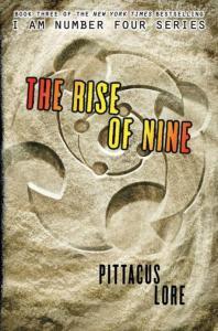 [해외]The Rise of Nine (Hardcover)