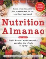 [해외]Nutrition Almanac