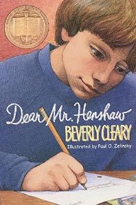 Dear Mr. Henshaw (1984 Newbery Medal Winner)