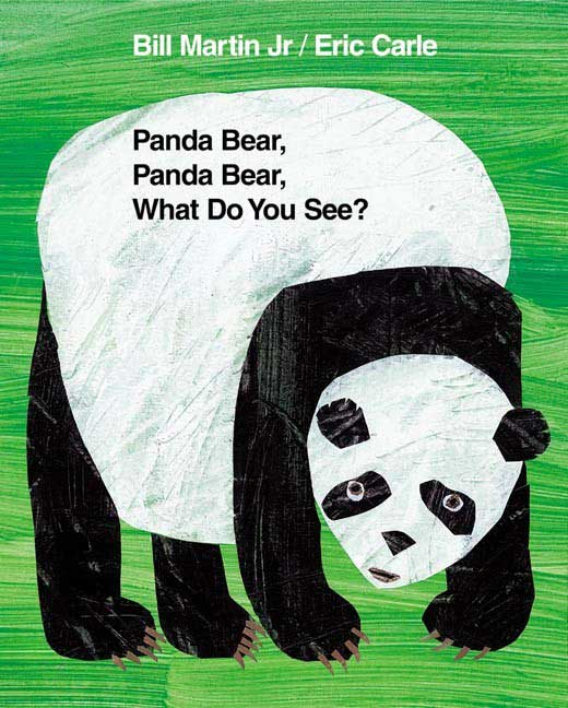 [해외]Panda Bear, Panda Bear, What Do You See? (Hardcover)