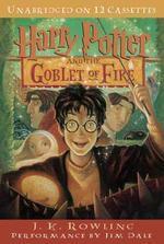 [해외]Harry Potter and the Goblet of Fire (Cassette/Spoken Word)