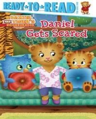 [해외]Daniel Gets Scared (Hardcover)