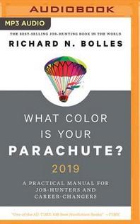 [해외]What Color Is Your Parachute? 2019 (MP3 CD)