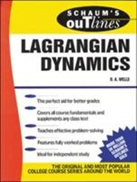 [해외]Schaum's Outline of Lagrangian Dynamics