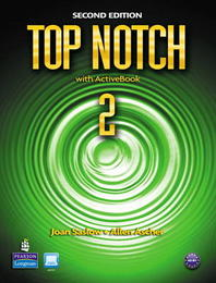 TOP NOTCH. 2 WITH ACTIVEBOOK(2/E)(CD1장포함)