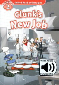 Clunk's New Job (with MP3)