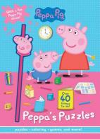 Peppa Pig Little Piggy Puzzles