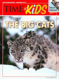 TIME FOR KIDS(BIG PICTURE EDITION)(2018년12월호)