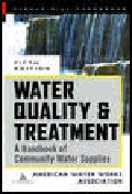 Water Quality and Tretment Handbook, 5/e