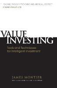 [해외]Value Investing (Hardcover)