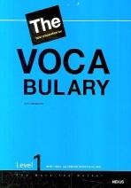 THE VOCABULARY. LEVEL 1
