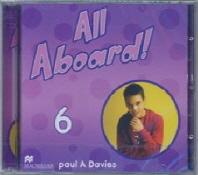 All Aboard 6 Audio-CD