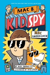 [해외]Mac Undercover (Mac B., Kid Spy #1)
