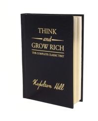 [해외]Think and Grow Rich Deluxe Edition (Hardcover)