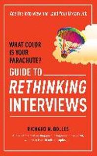 [해외]What Color Is Your Parachute? Guide to Rethinking Interviews (Paperback)