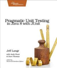 [해외]Pragmatic Unit Testing in Java 8 with Junit (Paperback)