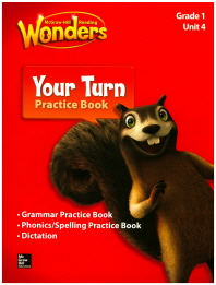 Wonders 1.4 Your Turn Practice Book