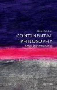 [해외]Continental Philosophy (Paperback)