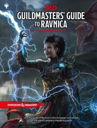 [해외]Dungeons & Dragons Guildmasters' Guide to Ravnica (D&d/Magic