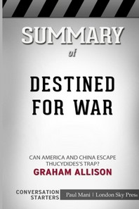 [해외]Summary of Destined for War
