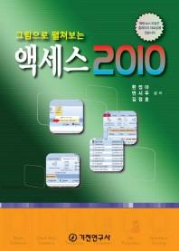 액세스 2010(그림으로 펼쳐보는)(반양장)