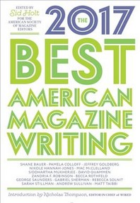 [해외]The Best American Magazine Writing 2017 (Paperback)