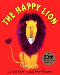 [해외]The Happy Lion (Hardcover)