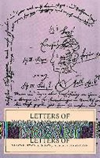 Letters of W. A. Mozart