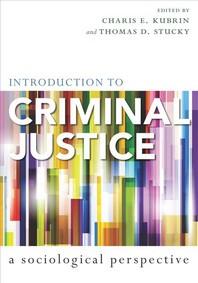 [해외]Introduction to Criminal Justice (Hardcover)