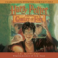 Harry Potter and the Goblet of Fire (Book 4) (Audio CD) [Unabridged]