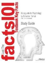 Studyguide for Psychology by Schacter, Daniel, ISBN 9781429237192
