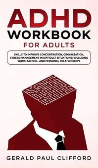 [해외]ADHD Workbook for Adults