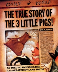 [해외]The True Story of the 3 Little Pigs